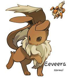 Eeveera, normal Eeveelution