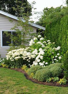 Maria Killam's White Garden Transformation: Before & After | Maria Killam | True Colour Expert | Decorator