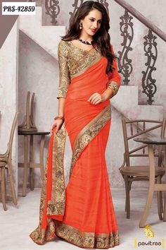 Festival Special Daily Official Wear Casual Sarees Online Shopping at UtsavSaree.in