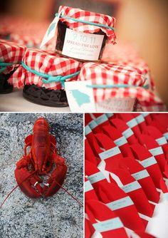 Adore the jam jars + the colors! Wedding Vendors, Wedding Blog, Wedding Favors, Diy Wedding, Dream Wedding, Wedding Ideas, Wedding Rehearsal, Rehearsal Dinners, Wedding Reception