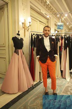 Stephan Pelger at Vendôme Luxury Show 20 #vendomeluxury