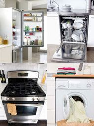 How to shop for major appliances - Yahoo!