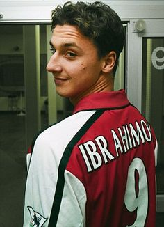 Arsene Wenger says he has no regrets about missing out on Zlatan Ibrahimovic when he came to Arsenal for a trial aged Arsenal Fc, Arsenal Shirt, Arsenal Players, Arsenal Football, Dennis Bergkamp, London Football, World Football, Football Drills, Football Soccer