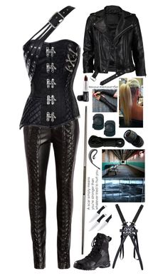 """""""S.H.I.E.L.D. agent #12"""" by emma-directioner-r5er ❤ liked on Polyvore featuring Rothco, Swat and VIPARO"""