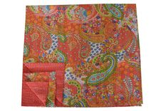 Queen Beautiful Red Blanket Queen Size Queen by HandicraftsPalace