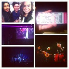 @alexaparedes_xo Concert Tickets, Polaroid Film