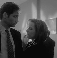 Ahh  MulderScully