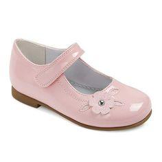 Rachel Toddler Girls' Lil Charlene Mary Jane Shoes - Pink
