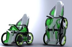 DEKA iBOT - impressive. >>> See it. Believe it. Do it. Watch thousands of SCI videos at SPINALpedia.com