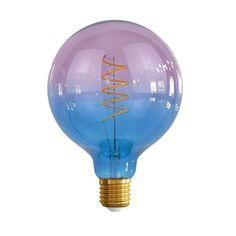 Kolekcia PASTEL sú LED žiarovky ktoré podliehajú farebnému vyhotoveniu Light Bulb, Led, Pastel, Retro, Pink, Home Decor, Italia, Cake, Decoration Home
