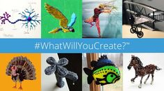 3Doodler Video 2014 Have you seen our new video? www.the3doodler.com #3Doodler #Video #WhatWillYouCreate?