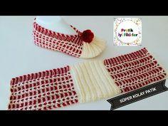 Very Easy Booties Modellbau / Gemusterte Booties Modelle / Neues Booties Modell / Teebeutel - вязаные пинетки Knitting Designs, Knitting Patterns, Crochet Patterns, Knitting Socks, Baby Knitting, Youtube Crochet, Knitted Dolls Free, Little Cotton Rabbits, Knitting Magazine