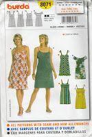 Handmade by Carolyn: Dress, 6 different ways