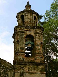 Descubre Coyoacán, el barrio más bohemio de Ciudad de México: Plaza de La Conchita