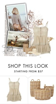 """""""Disclosure"""" by anne-977 ❤ liked on Polyvore featuring Label Lab, Reger by Janet Reger, summerstyle, summerfashion and summer2015"""
