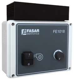 Single-phase inverter for Professional and Industrial Aspiration FE1018