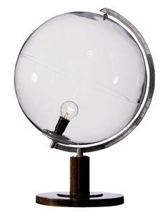 Transform an old jordglod a stylish lamp Interior Lighting, Modern Lighting, Lighting Design, Crystal Lights, Light Table, Lamp Light, Light Fittings, Light Fixtures, Bauhaus