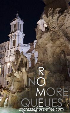 NO MORE QUEUES www.espressofiorentino.com #roma #rome #travel #viaje #viajar #espressofiorentino #traveler #viajero #coffee #traveltips #tips