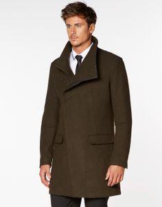 Hallensteins - Lost Monarchy Sir Angle Dress Coat ($249.99)