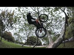"Danny MacAskill Inspired Bicycles ""Streets of London"""