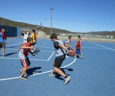 basketball sports camps
