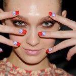 Amazing Nail Art Featrued at NYC Fashion Week