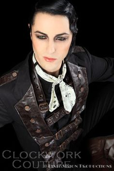 Step In Time Steampunk Tailcoat - Coats & Tails - Gentlemen