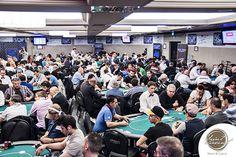 #PokerRoom durante le #ISOP #ItalianSeriesofPoker 2013 al #SaintVincent Resort & Casino