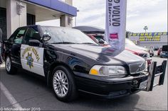 Can you imagine being pulled over by one of the CHIPS in a S70?