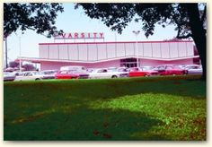 The Varsity - Athens, GA
