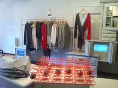 Ready to fish_ SS'13 collection as shown in brandstore Amsterdam