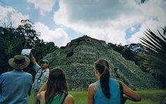 Mayan Ruins, Mexico