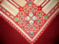 ⒺⓂⒷⓇⓄⒾⒹⒺⓇⓎ by Ⓜ.Ⓚ.Ⓟ. —ⒶⓇⓉ ⒿⓄⓎ— Bulgarian embroidery is fascinating! ✳2