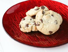 Salted Brown Butter Coconut Chocolate Chip Cookies - FoodBabbles.com