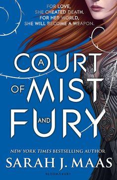 Uma Corte de Névoa e Fúria - Segundo Volume da Série Uma Corte de Espinhos e Rosas by Sarah J. Maas (UK/ANZ cover)