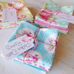Fabric Bundle, Fat Quarter, Cotton, Floral, Fabric, Sewing, Handmade, Create, Riley Blake, Free Spirit, Michael Miller, Design Your Own