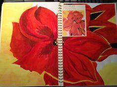 GCSE Sketchbook by Noah Walton Gcse Art Sketchbook, Sketchbook Ideas, Sketchbooks, Character Design Disney, Creative Arts Studio, Landscape Pencil Drawings, Flower Art, Art Flowers, Star Wars Concept Art