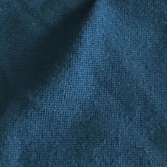Double Brushed Polyester Spandex: Teal Solid - Vinegar and Honey Co - Fine Fabrics and Notions