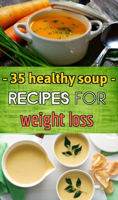 35 Healthy Soup Recipes for Weight Loss