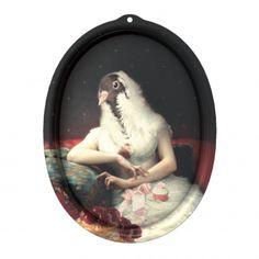 Plateau & Cadre Rosita - Collection Le Boudoir