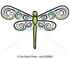 dragonfly clipart - Buscar con Google