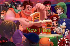 Les Mondes de Ralph Wreck It 2 **Ralph en streaming * Film complet en fr...
