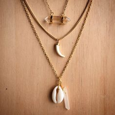 Gold Necklace, Pendant Necklace, Stones, Dreams, Pendants, Jewelry, Jewellery Making, Gold Pendant Necklace, Rocks