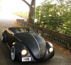 Volkswagen – One Stop Classic Car News & Tips Auto Volkswagen, Vw T, Vw Cabrio, Kdf Wagen, Car Images, Vw Beetles, Beetle Bug, Weird Cars, Amazing Cars
