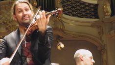 Eines der Highlights des Abends Antonio Joseph Bazzini - La Ronde des lutins op. 25 Scherzo fantastique David Garrett und Julien Quentin