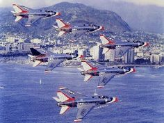 USAF Thunderbirds - F-100s - 1966 - United States Air Force Thunderbirds - Wikipedia
