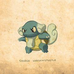 US Presidents as Pokémon - Imgur