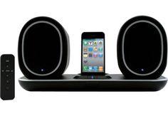 Wireless Indoor/Outdoor iPhone/iPod Docking Speaker System