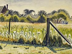 Charles Burchfield: American Landscapes - Exhibitions - DC ...