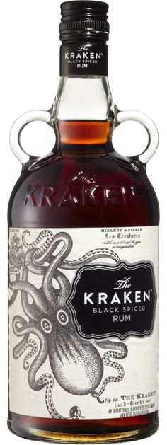 Kraken rum on pinterest kraken rum and kraken tattoo - Kraken rum pictures ...